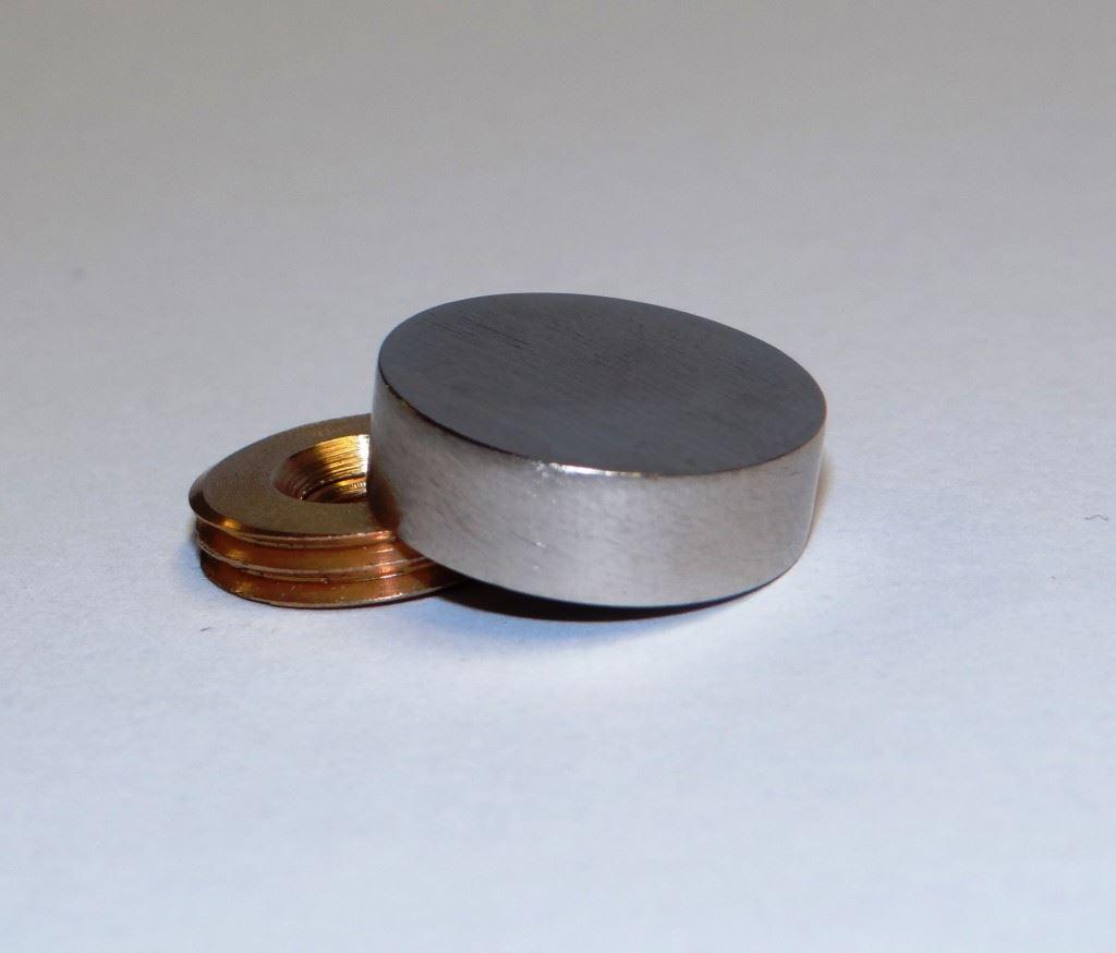 screw cap for mirror RIte
