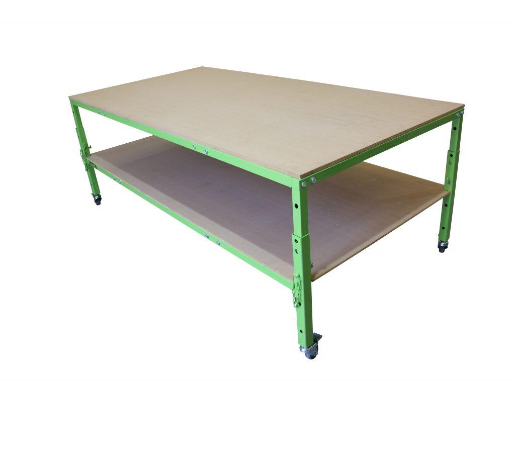 Rite Height Adjustable Work Table | Eurotech Australia