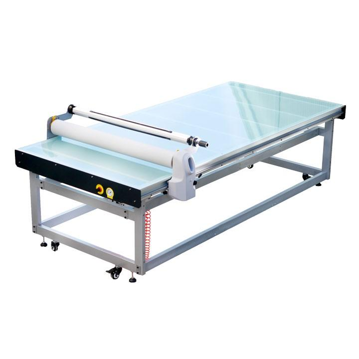 flatbed applicator table