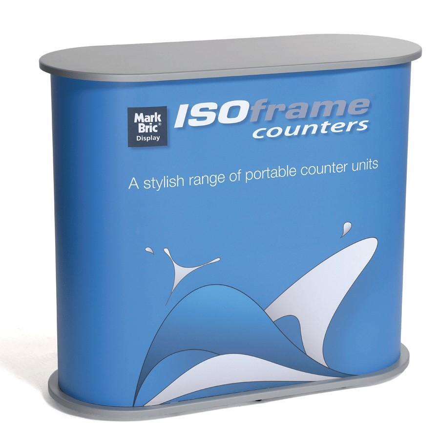rectangular isoframe counter