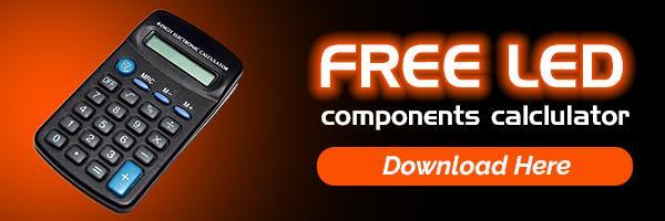 calculator free led sign components