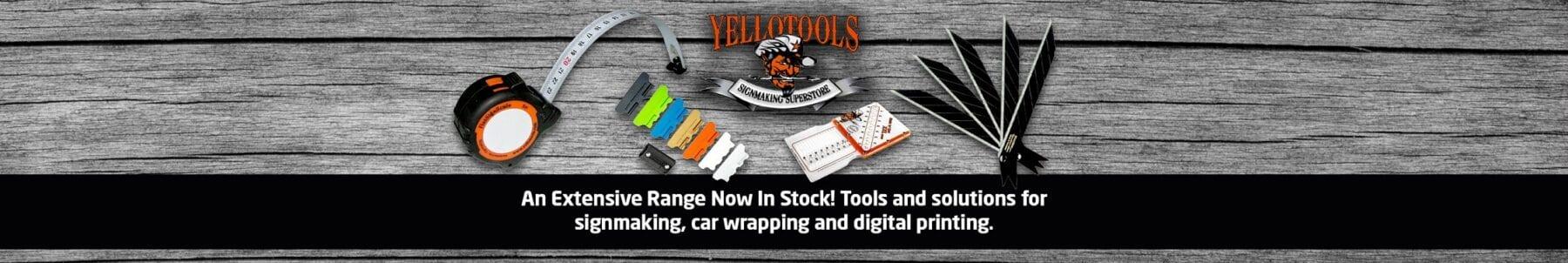 Yellotools Banner