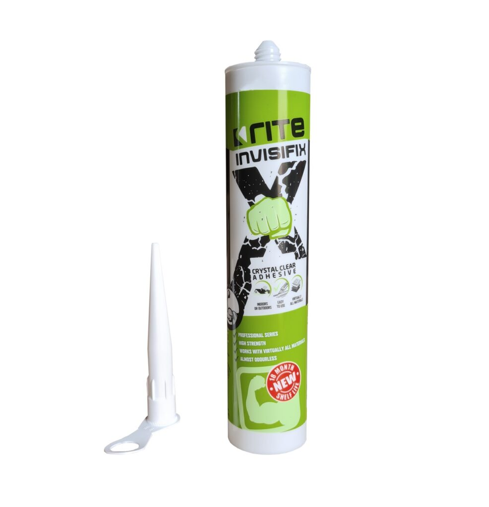 invisifix construction adhesive